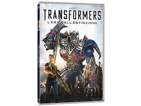 画像1: イタリア語、英語で観るマイケル・ベイの「トランスフォーマー/ロストエイジ」 DVD  【B1】【B2】【C1】