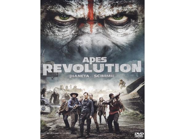 画像1: イタリア語などで観るゲイリー・オールドマン出演の「猿の惑星: 新世紀」 DVD  【B1】【B2】【C1】