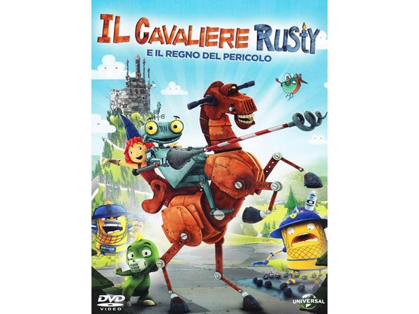 画像1: イタリア語などで観る「Il Cavaliere Rusty E Il Regno Del Pericolo」 DVD【B1】【B2】【C1】
