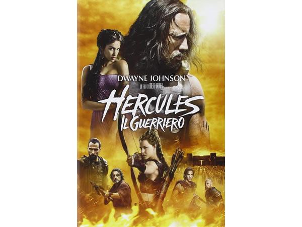画像1: イタリア語、英語で観るブレット・ラトナーの「ヘラクレス」 DVD  【B1】【B2】【C1】