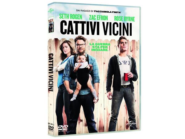 画像1: イタリア語などで観るセス・ローゲンの「ネイバーズ」 DVD  【B1】【B2】