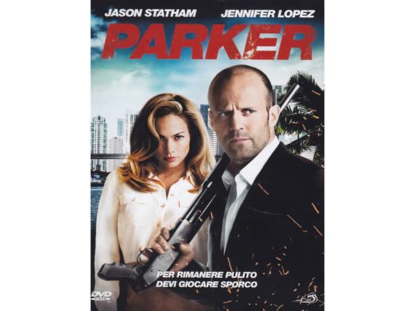 画像1: イタリア語、英語で観るジェイソン・ステイサムの「PARKER/パーカー」 DVD 【B1】【B2】【C1】