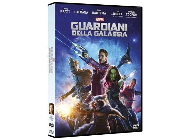 画像1: イタリア語などで観るクリス・プラットの「ガーディアンズ・オブ・ギャラクシー」 DVD  【B1】【B2】