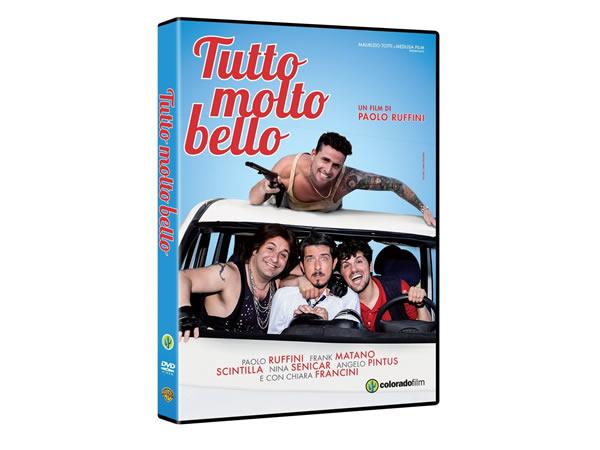 画像1: イタリア語で観るイタリア映画「Tutto Molto Bello」 DVD【B2】【C1】