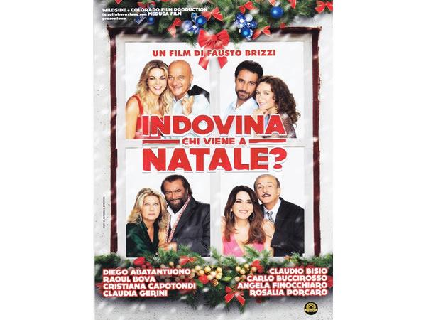 画像1: イタリア語で観るイタリア映画「Indovina chi viene a Natale?」 DVD【B2】【C1】