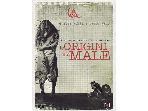 画像1: イタリア語、英語で観るジャレッド・ハリスの「ザ・クワイアット・ワンズ」 DVD 【B1】【B2】【C1】