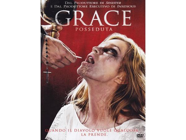 画像1: イタリア語などで観るジェフ・チャンの「グレース 呪われた純潔」 DVD  【B1】【B2】