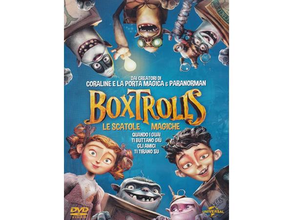 画像1: イタリア語などで観る「ボックストロール」 DVD【B1】【B2】