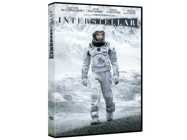 画像1: イタリア語などで観るクリストファー・ノーランの「インターステラー」 DVD  【B1】【B2】