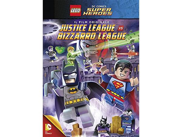 画像1: イタリア語などで観る「LEGO(R)スーパー・ヒーローズ:ジャスティス・リーグ〈クローンとの戦い〉」 DVD【B1】【B2】【C1】