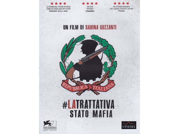 画像1: イタリア語などで観るイタリア映画「La Trattativa」DVD  【B2】【C1】