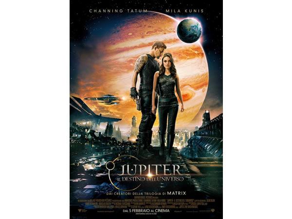 画像1: イタリア語で観るウォシャウスキー姉弟の「ジュピター」 DVD  【B1】【B2】