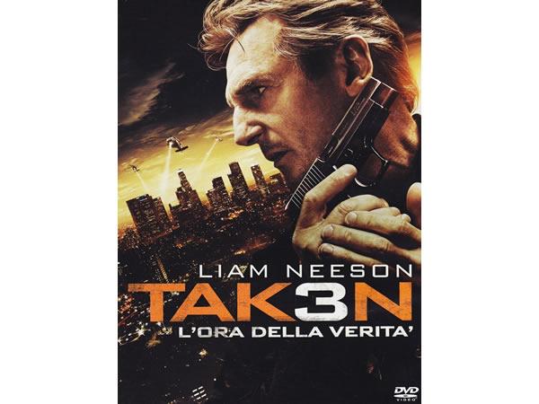 画像1: イタリア語などで観るリーアム・ニーソンの「96時間/レクイエム」 DVD  【B2】【C1】