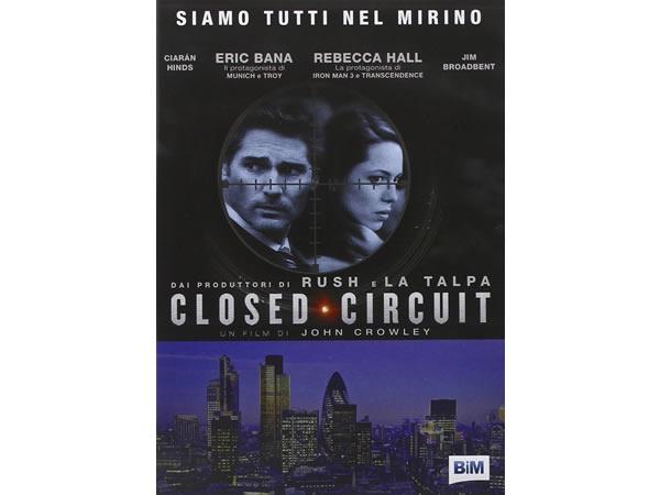 画像1: イタリア語などで観るエリック・バナの「クローズド・サーキット」 DVD  【B1】【B2】