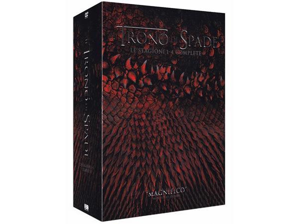 画像1: イタリア語などで観る「ゲーム・オブ・スローンズ  第1-4シーズン」 DVD 20枚組【A2】【B1】