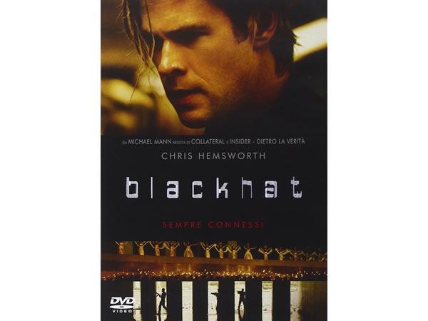 画像1: イタリア語などで観るクリス・ヘムズワースの「ブラックハット」 DVD  【B1】【B2】