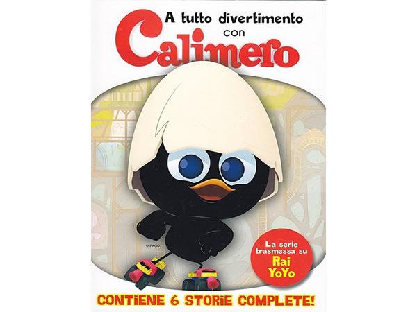 画像1: イタリア語で観るイタリアのアニメ映画「カリメロ」 9巻 DVD【A2】【B1】