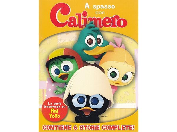 画像1: イタリア語で観るイタリアのアニメ映画「カリメロ」 10巻 DVD【A2】【B1】