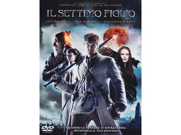 画像1: イタリア語などで観るジェフ・ブリッジスの「セブンス・サン」 DVD  【B2】【C1】