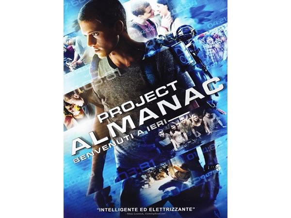画像1: イタリア語などで観るディーン・イズレイリートの「プロジェクト・アルマナック」 DVD  【B1】【B2】