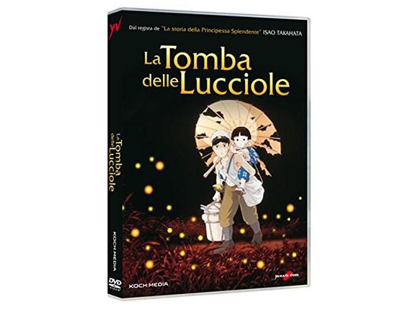 画像1: イタリア語で観る、高畑勲の「火垂るの墓」 DVD 【B1】