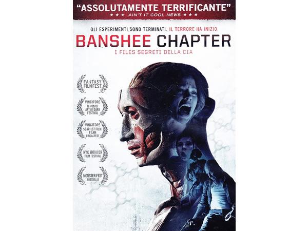 画像1: イタリア語などで観るテッド・レヴィンの「Banshee Chapter」 DVD 【B1】【B2】