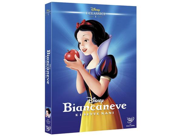 画像1: イタリア語で観るディズニーの「白雪姫」 DVD コレクション 1【A2】【B1】