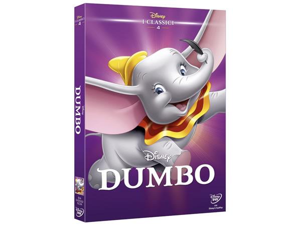 画像1: イタリア語で観るディズニーの「ダンボ」 DVD コレクション 4【A2】【B1】