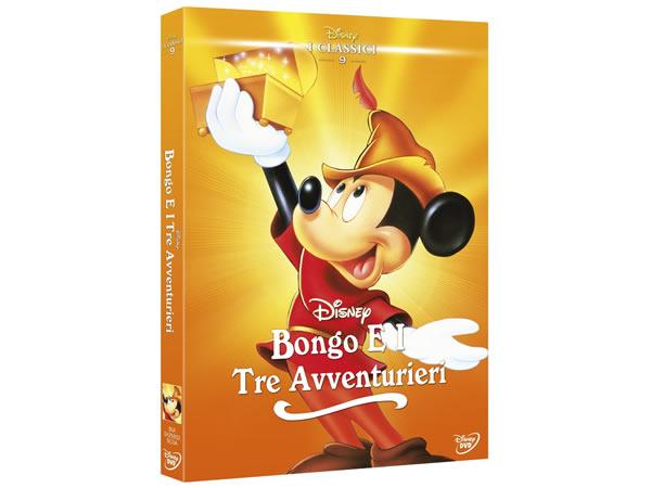 画像1: イタリア語で観るディズニーの「ファン・アンド・ファンシーフリー」 DVD コレクション 9【A2】【B1】
