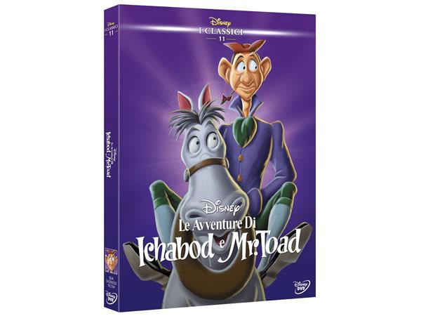 画像1: イタリア語で観る「イカボードとトード氏」 DVD コレクション 11【B1】【B2】【C1】