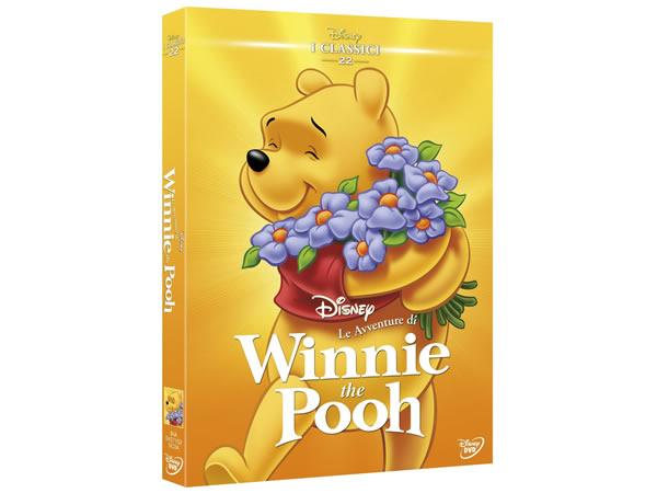 画像1: イタリア語で観るディズニーの「くまのプーさん」 DVD コレクション 22【A2】【B1】