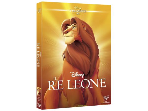 画像1: イタリア語で観るディズニーの「ライオン・キング」 DVD コレクション 32【A2】【B1】