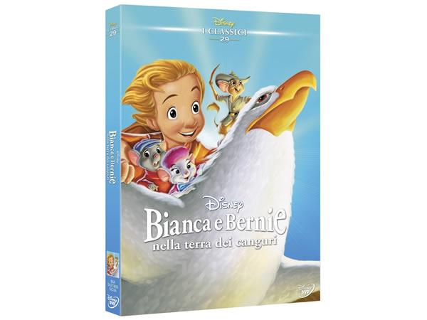 画像1: イタリア語で観るディズニーの「ビアンカの大冒険 ゴールデン・イーグルを救え!」 コレクション 29 DVD【A2】【B1】