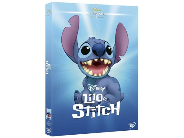 画像1: イタリア語などで観る「リロ・アンド・スティッチ」 DVD コレクション 41【B1】【B2】