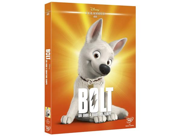 画像1: イタリア語で観るディズニーの「ボルト」 DVD コレクション 48【A2】【B1】
