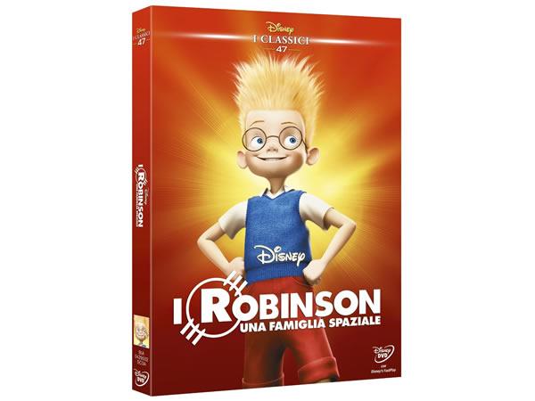 画像1: イタリア語で観るディズニーの「ルイスと未来泥棒」 DVD コレクション 47【B1】【B2】【C1】
