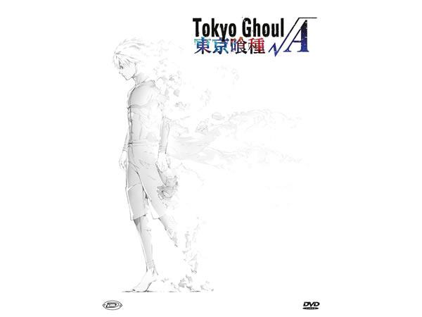 画像1: イタリア語で観る、石田スイの「東京喰種トーキョーグール 第2期」 DVD 3枚組 【B1】