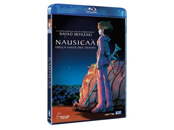 画像1: イタリア語で観る、宮崎駿の「風の谷のナウシカ」Blu-Ray 【B1】