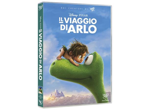 画像1: イタリア語で観るディズニー&ピクサーの「アーロと少年」 DVD 【A2】【B1】
