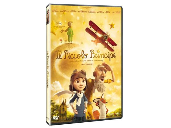 画像1: イタリア語で観る「リトルプリンス 星の王子さまと私」 DVD【B1】【B2】