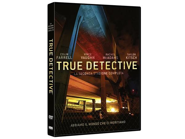 画像1: イタリア語などで観る マシュー・マコノヒーの「TRUE DETECTIVE/トゥルー・ディテクティブ  シーズン2」 DVD 3枚組  【B2】【C1】
