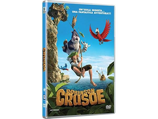 画像1: イタリア語などで観るヴィンセント・ケストルートの「ロビンソン・クルーソー」 DVD【B1】【B2】【C1】