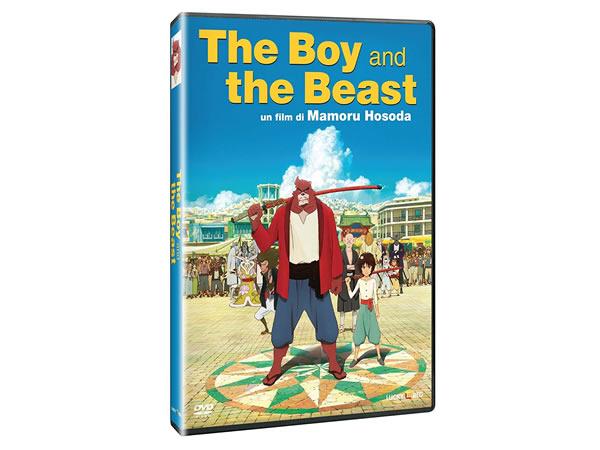 画像1: イタリア語で観る、細田守の「バケモノの子」 DVD 【B1】