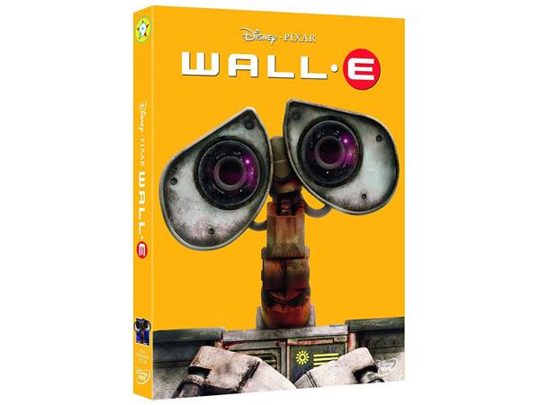 画像1: イタリア語などで観るディズニー&ピクサーの「ウォーリー」 DVD【A2】【B1】