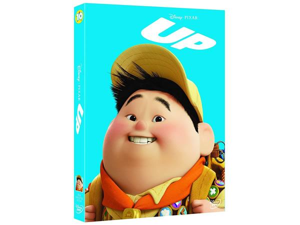 画像1: イタリア語などで観るディズニー&ピクサーの「カールじいさんの空飛ぶ家」 DVD【A2】【B1】