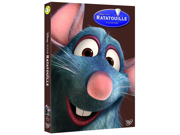 画像1: イタリア語などで観るディズニー&ピクサーの「レミーのおいしいレストラン」 DVD【A2】【B1】
