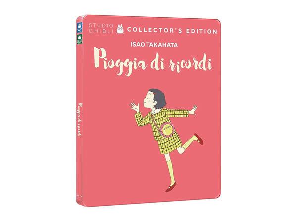 画像1: イタリア語で観る、高畑勲の「おもひでぽろぽろ」DVD+Blu-Ray コレクターズエディション【B1】