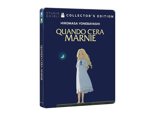 画像1: イタリア語で観る、米林宏昌の「思い出のマーニー」DVD+Blu-Ray コレクターズエディション【B1】