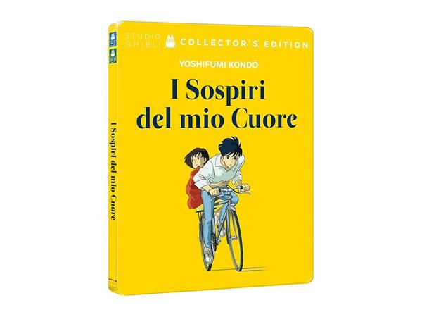 画像1: イタリア語で観る、宮崎駿の「耳をすませば」DVD+Blu-Ray コレクターズエディション【B1】