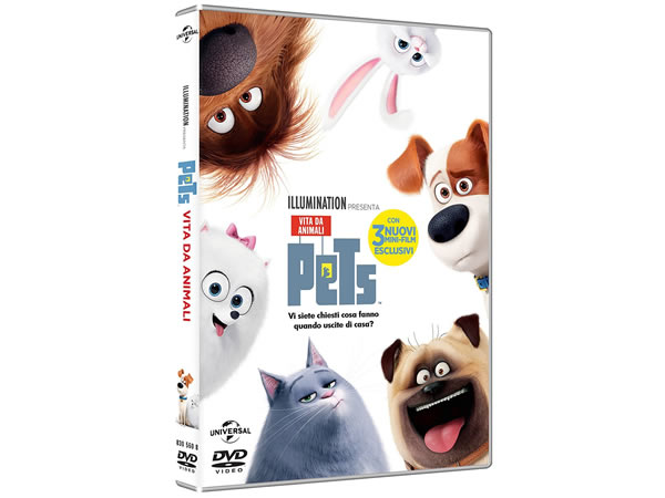 画像1: イタリア語などで観る「ペット」 DVD【B1】【B2】